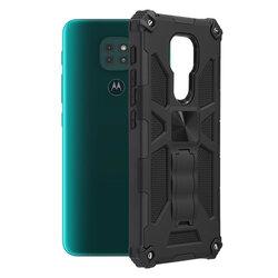 Husa Motorola Moto G9 Play Techsuit Blazor, Negru