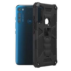 Husa Motorola One Fusion Plus Techsuit Blazor, Negru