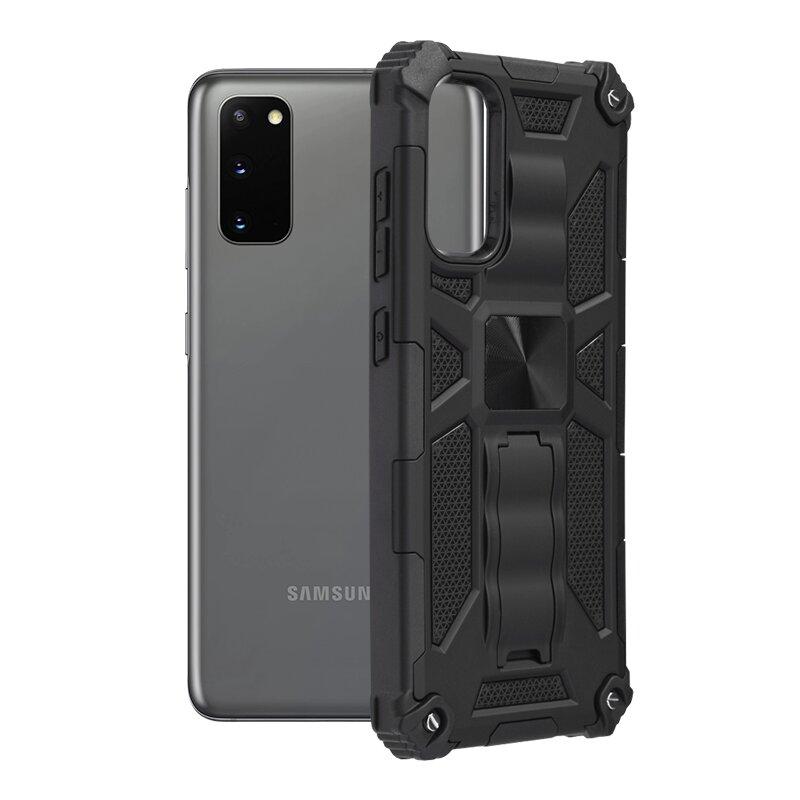 Husa Samsung Galaxy S20 5G Techsuit Blazor, Negru