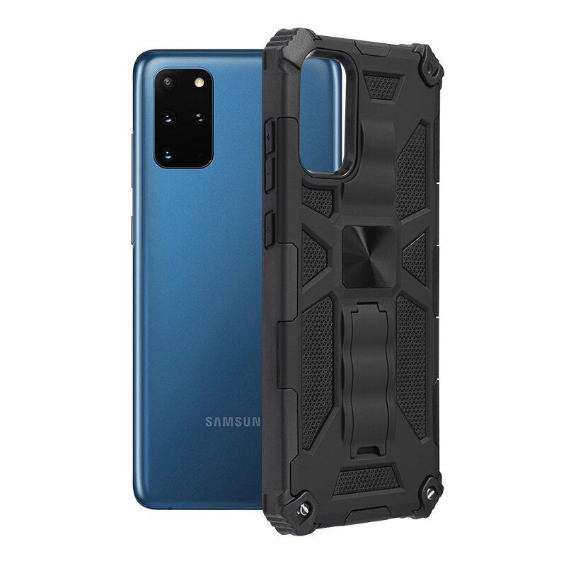 Husa Samsung Galaxy S20 Plus 5G Techsuit Blazor, Negru