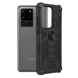Husa Samsung Galaxy S20 Ultra 5G Techsuit Blazor, Negru