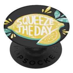 Popsockets Original, Suport Cu Functii Multiple, Squeeze the Day