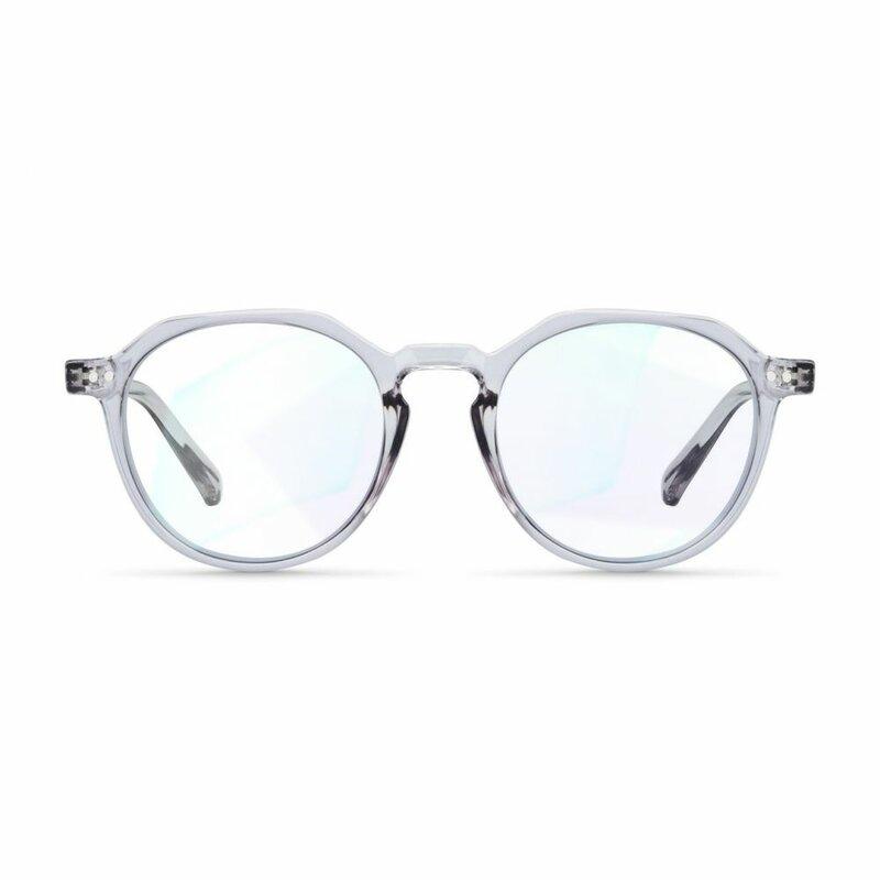 Ochelari de protectie calculator impotriva luminii albastre Meller Chauen, gri