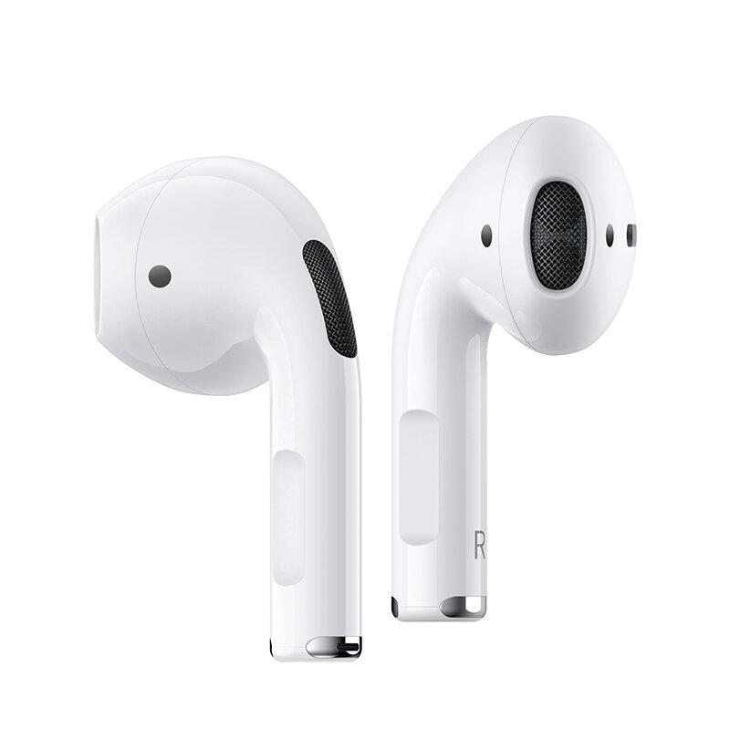 Casti wireless in-ear USAMS, TWS earbuds, Bluetooth, alb, BHUYY01