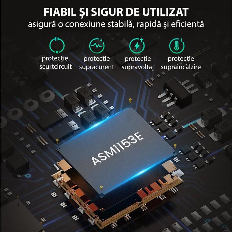 Cablu convertor USB la HDD/SSD SATA 2.5