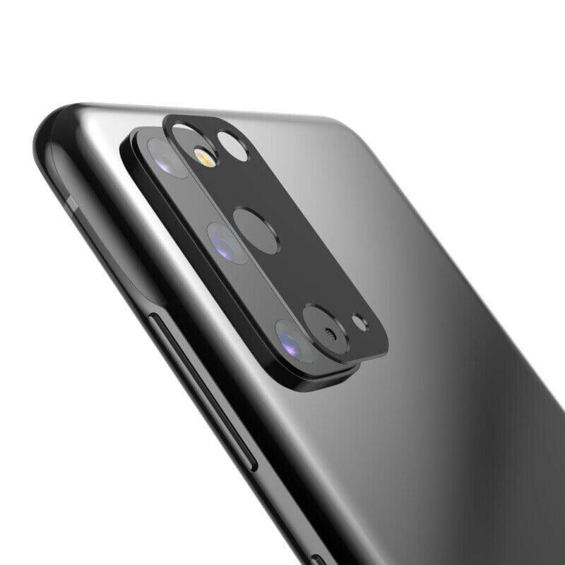 Folie camera Samsung Galaxy S20 5G Mocolo Back Lens 9H, negru