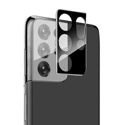 Folie camera Samsung Galaxy S21 Ultra 5G Mocolo Back Lens 9H, negru