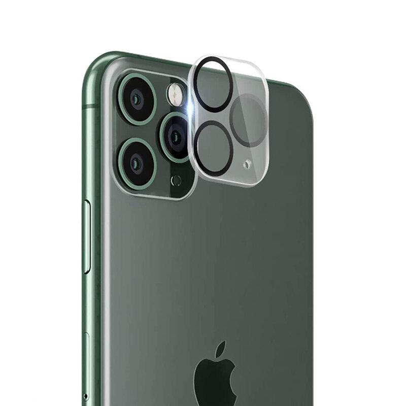 Folie camera iPhone 11 Pro Lito S+ Glass Protector, negru