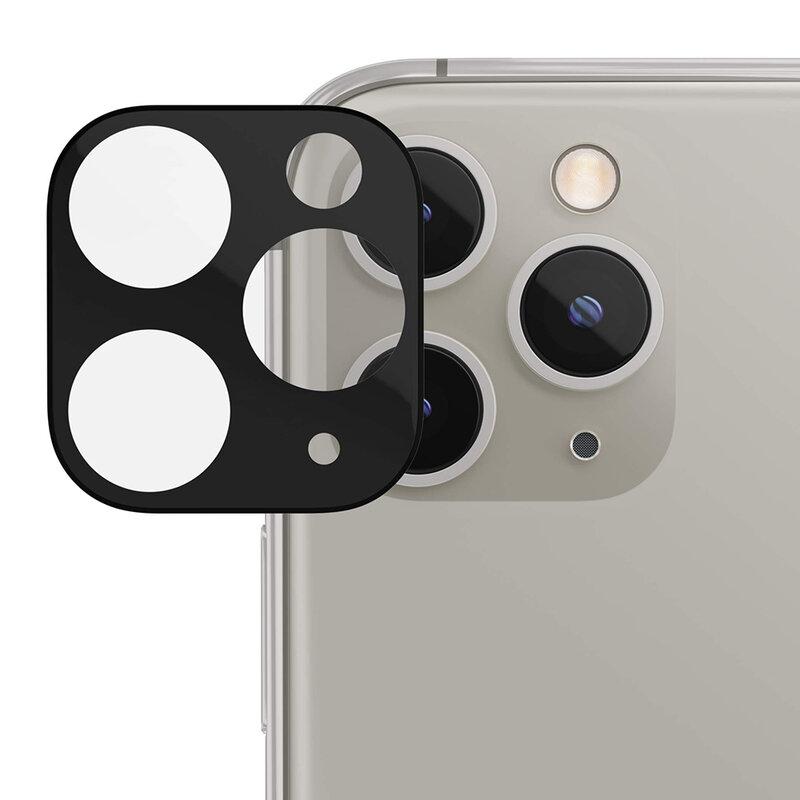 Folie camera iPhone 11 Pro Lito S+ Metal Protector, negru