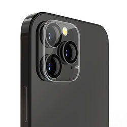 Folie camera iPhone 12 Pro Max Lito S+ Glass Protector, negru