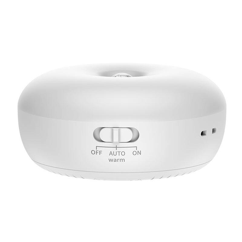 Lampa de veghe cu lumina rece Baseus, senzori de miscare, alb, DGYUA-GC02