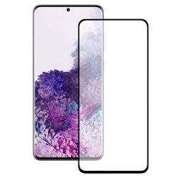 Folie sticla Samsung Galaxy S20 Plus 5G Mocolo 3D Full Glue, negru