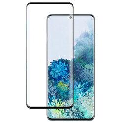 Folie sticla Samsung Galaxy S20 Ultra 5G Mocolo 3D Full Glue, negru