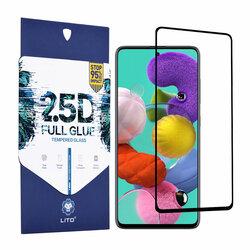 Folie sticla Xiaomi Poco X3 NFC Lito 2.5D Full Glue, negru