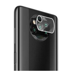 Folie camera Xiaomi Poco X3 NFC Mocolo Back Lens 9H, clear