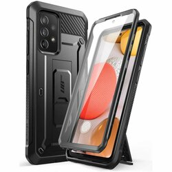 Husa Samsung Galaxy A72 4G Supcase Unicorn Beetle Pro + Bumper - Black