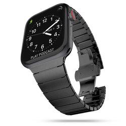 Curea Apple Watch 6 44mm Tech-Protect Linkband - Negru