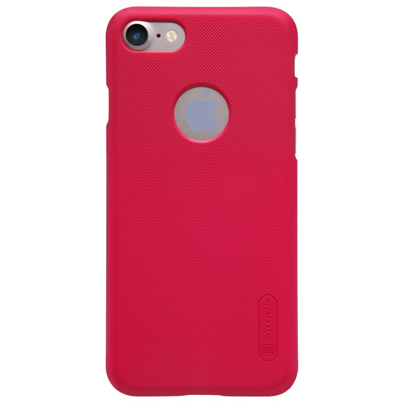 Husa Iphone 7 Nillkin Frosted Red