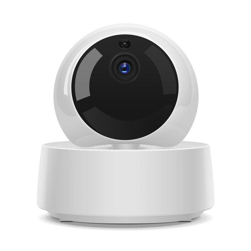 Camera de supraveghere Wi-Fi wireless Sonoff, Full HD, 360 grade, alb