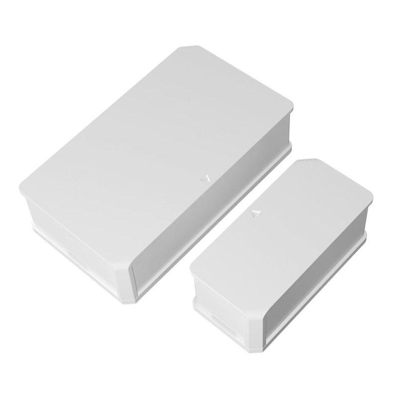 Senzor magnetic usa, geam deschis Sonoff SNZB-04 ZigBee, alb