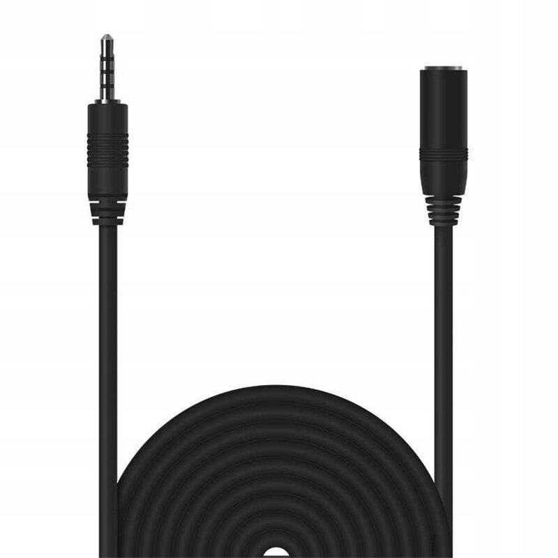 Cablu prelungitor senzor temperatura si umiditate Sonoff AL560, 5m, negru