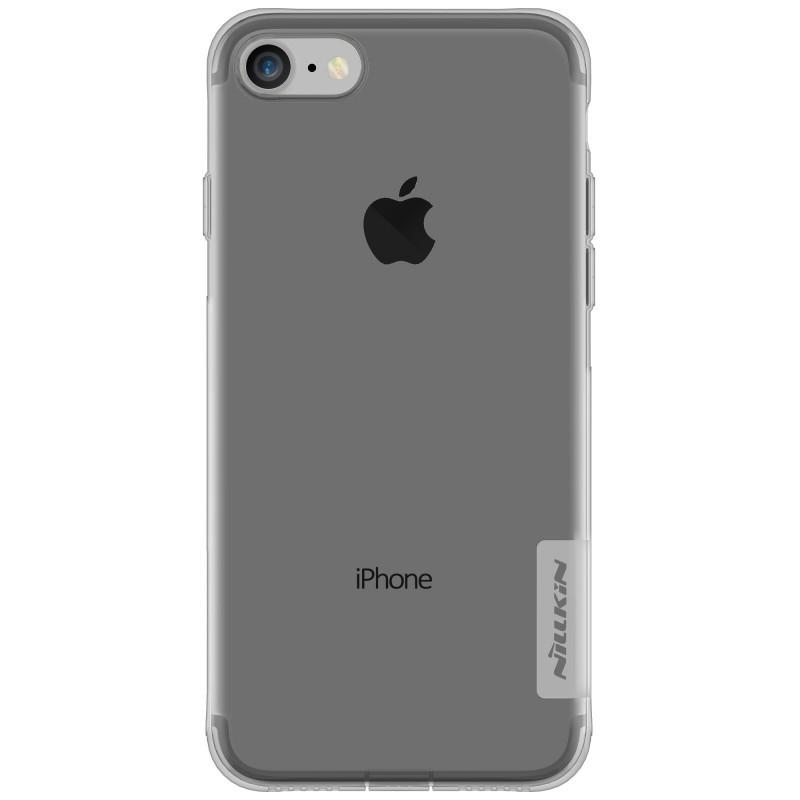 Husa Iphone 7 Nillkin Nature UltraSlim Fumuriu