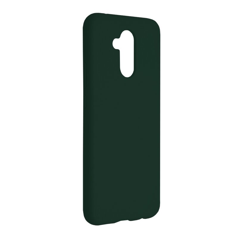 Husa Huawei Mate 20 Lite Techsuit Soft Edge Silicone, verde inchis