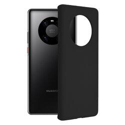 Husa Huawei Mate 40 Pro Techsuit Soft Edge Silicone, negru