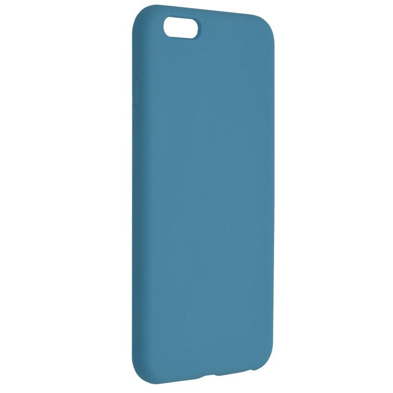 Husa iPhone 6 Plus / 6s Plus Techsuit Soft Edge Silicone, albastru