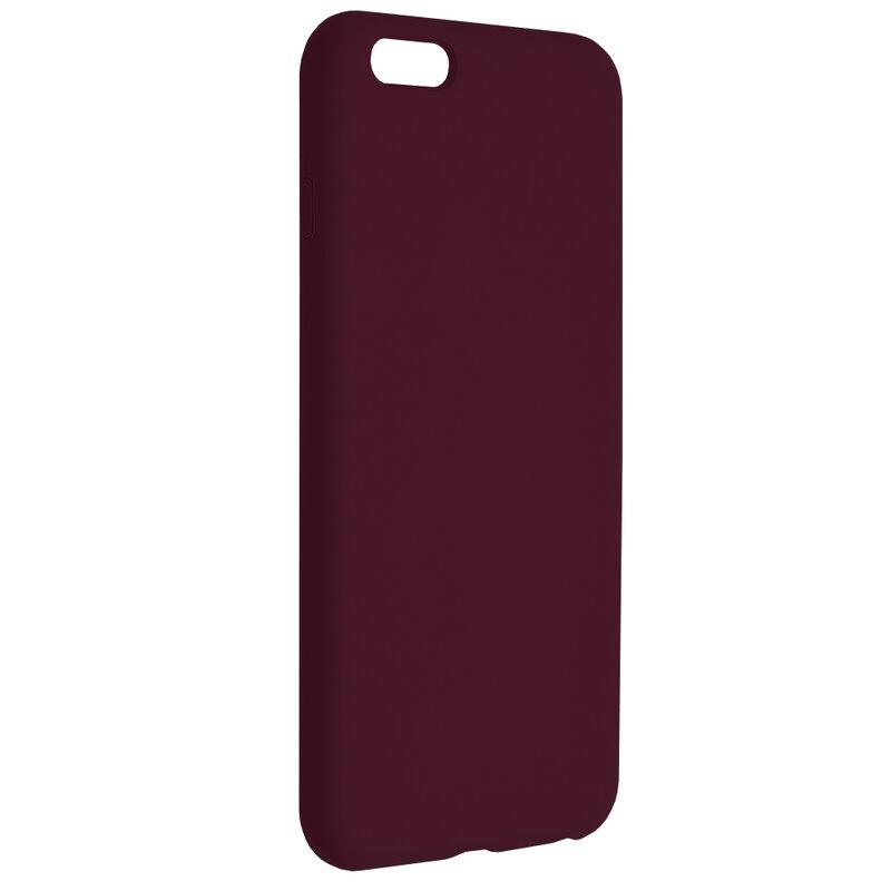 Husa iPhone 6 Plus / 6s Plus Techsuit Soft Edge Silicone, violet