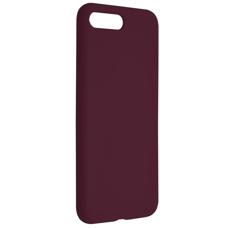 Husa iPhone 7 Plus Techsuit Soft Edge Silicone, violet