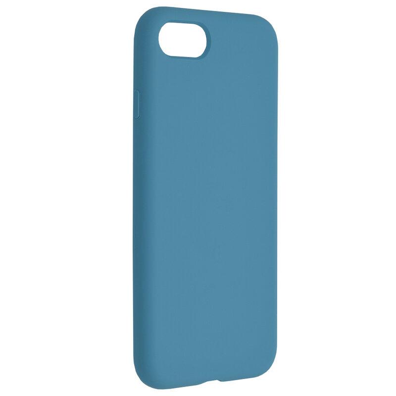 Husa iPhone 7 Techsuit Soft Edge Silicone, albastru
