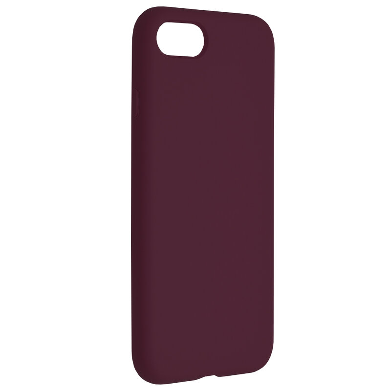 Husa iPhone SE 2, SE 2020 Techsuit Soft Edge Silicone, violet