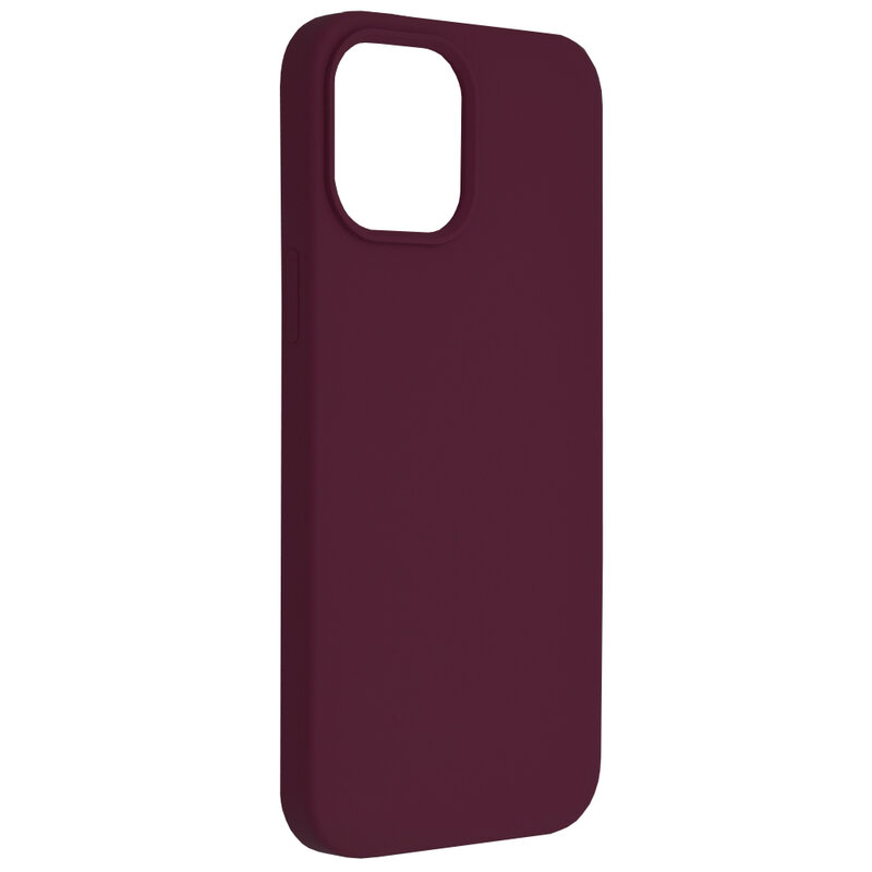 Husa iPhone 12 Pro Max Techsuit Soft Edge Silicone, violet