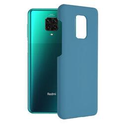 Husa Xiaomi Redmi Note 9 Pro Techsuit Soft Edge Silicone, albastru