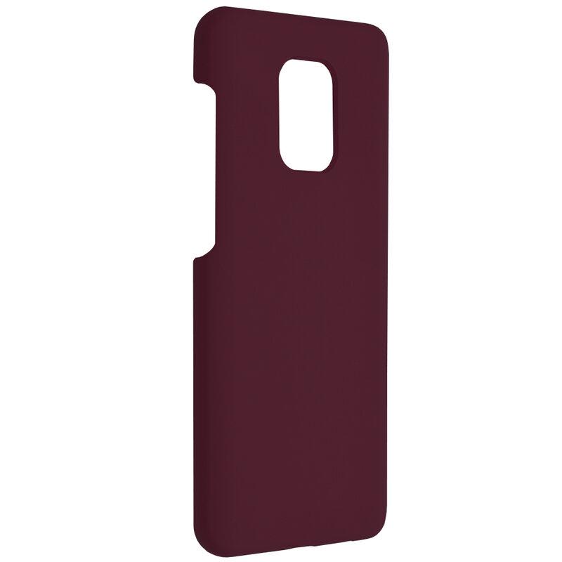 Husa Xiaomi Redmi Note 9 Pro Techsuit Soft Edge Silicone, violet