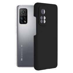 Husa Xiaomi Mi 10T 5G Techsuit Soft Edge Silicone, negru