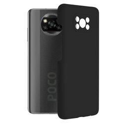 Husa Xiaomi Poco X3 NFC Techsuit Soft Edge Silicone, negru