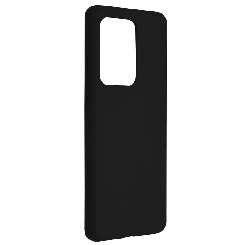 Husa Samsung Galaxy S20 Ultra 5G Techsuit Soft Edge Silicone, negru