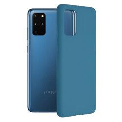 Husa Samsung Galaxy S20 Plus 5G Techsuit Soft Edge Silicone, albastru