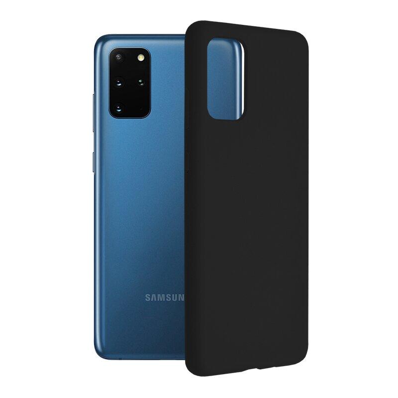 Husa Samsung Galaxy S20 Plus Techsuit Soft Edge Silicone, negru