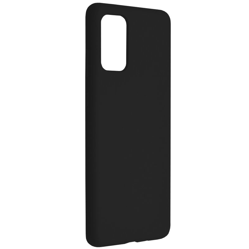 Husa Samsung Galaxy S20 Plus 5G Techsuit Soft Edge Silicone, negru