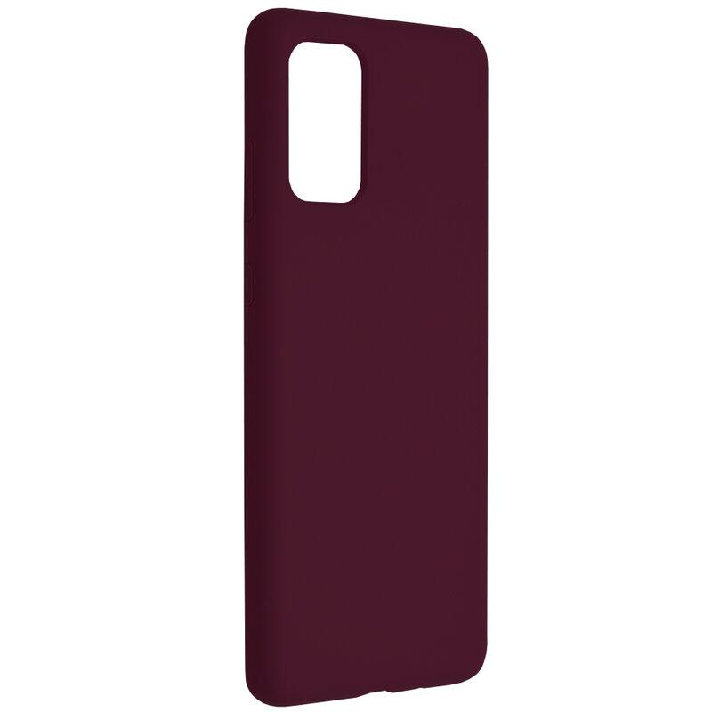 Husa Samsung Galaxy S20 Plus Techsuit Soft Edge Silicone, violet