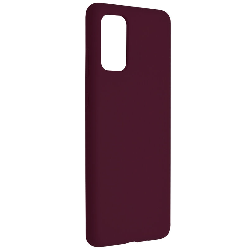 Husa Samsung Galaxy S20 Plus 5G Techsuit Soft Edge Silicone, violet
