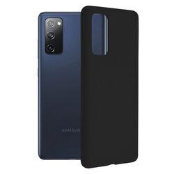 Husa Samsung Galaxy S20 FE Techsuit Soft Edge Silicone, negru