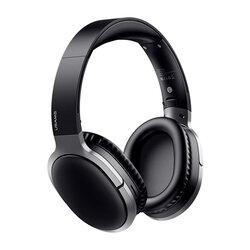 Casti wireless on-ear USAMS, Bluetooth, noise cancelling, negru, US-YN001