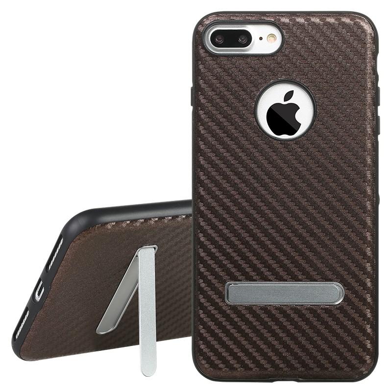 Husa Apple Iphone 7 X-Level Sportscar - Brown