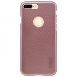 Husa Iphone 7 Plus Nillkin Frosted Rose Gold