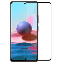 Folie Sticla Xiaomi Redmi Note 10 Pro Dux Ducis Tempered Glass - Negru