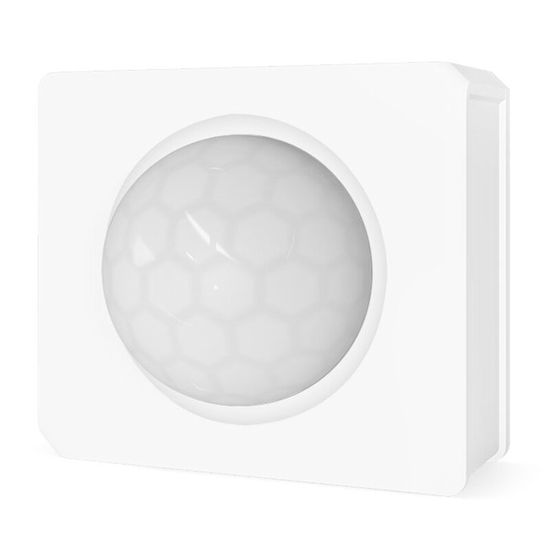 Senzor de miscare wireless Sonoff SNZB-03 mini PIR, protocol ZigBee 3.0, alb